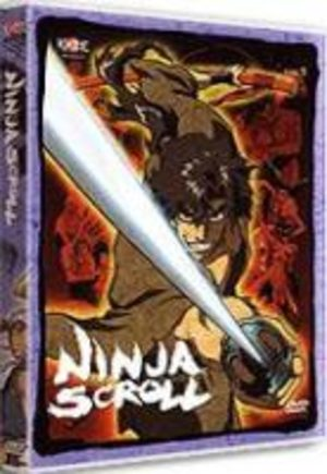 Ninja Scroll Série TV animée