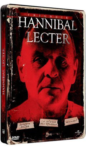 Hannibal Lecter : trilogie