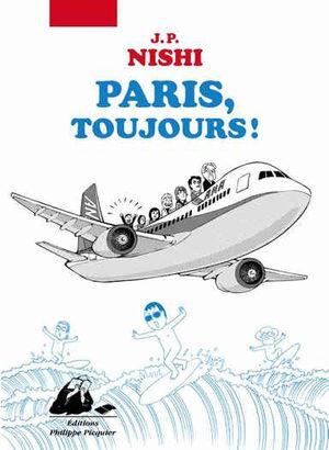 Paris, toujours ! Manga