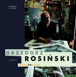 Grzegorz Rosinski, Monographie Livre illustré