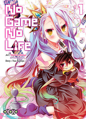 No Game No Life Manga