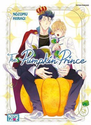 The Pumpkin Prince Manga