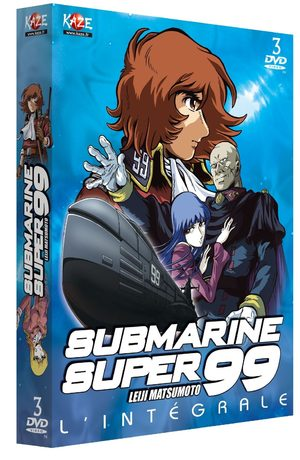 Submarine Super 99 Série TV animée