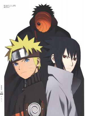 Naruto Shippûden Série TV animée