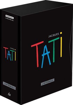 Jacques Tati: L'intégrale Produit spécial