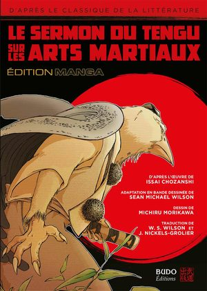 Le Sermon du Tengu sur les arts martiaux Global manga