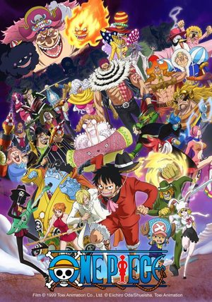One Piece Série TV animée
