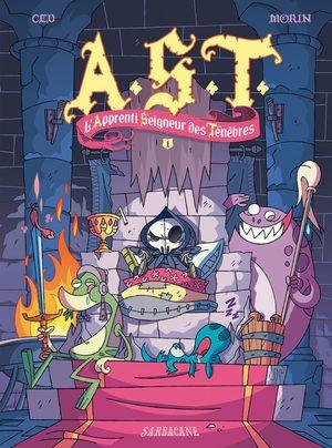 A.S.T : L'Apprenti Seigneur des Ténèbres