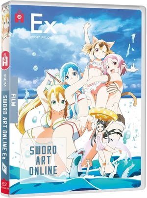 Sword Art Online Extra Edition Manga