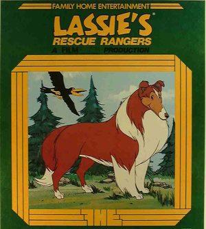 Lassie rescue rangers