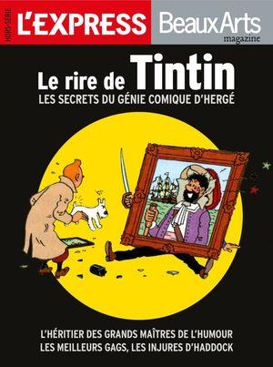 Le rire de Tintin