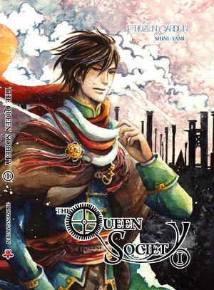The Queen Society Global manga