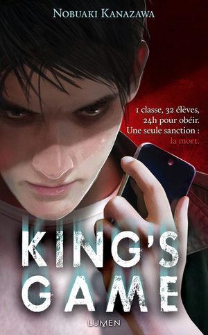 King's Game Manga