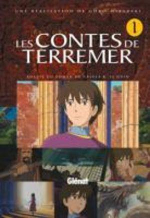 Les Contes De Terremer Anime comics