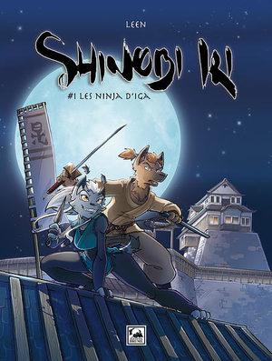 Shinobi Iri