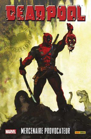 Deadpool - Mercenaire Provocateur Comics