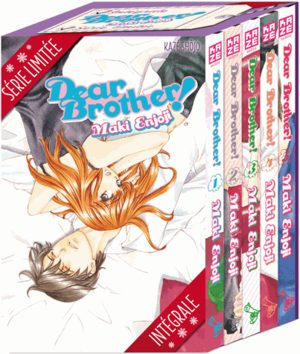 Dear Brother ! Manga