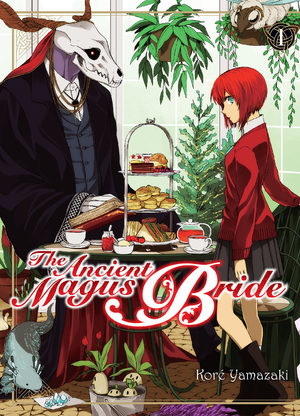 The Ancient Magus Bride Manga