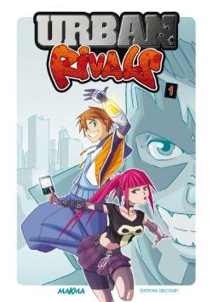 Urban rivals Global manga