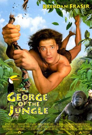 George de la jungle Film