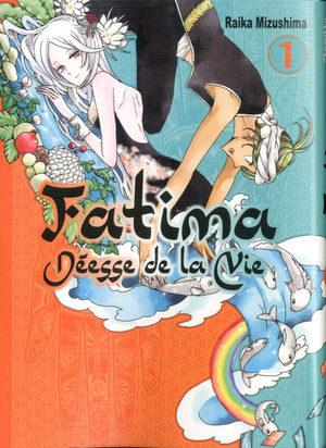 Fatima, déesse de la vie Manga