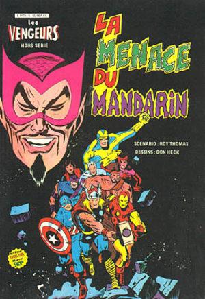 Les Vengeurs - La Menace du Mandarin