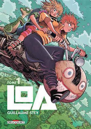 Loa Global manga
