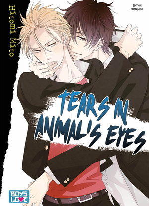 Tears in Animal's Eyes Manga