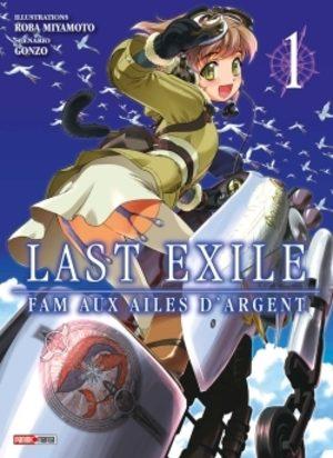 Last exile - Fam aux ailes d'argent Manga