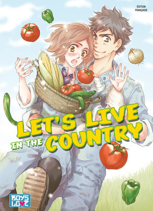 Let's Live in the country Manga