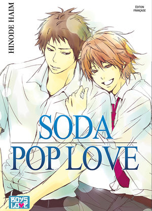 Soda pop love Manga