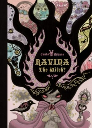 Ravina the Witch ? Livre illustré