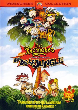 Les Razmokets rencontrent les Delajungle