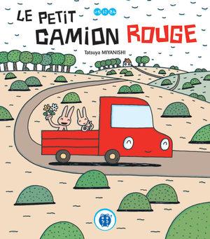 Le Petit Camion Rouge Livre illustré