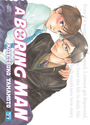 A Boring Man Manga