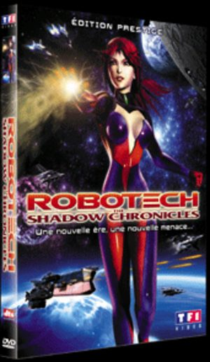 couverture, jaquette Robotech - The Shadow Chronicles