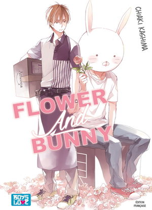 Flower and Bunny Manga