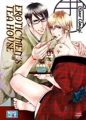 Erotic Men's Tea house Manga