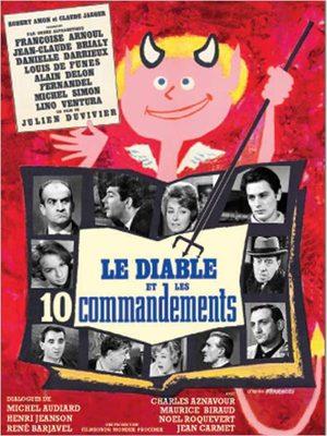 Le Diable et les 10 Commandements