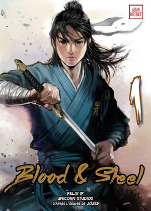Blood & Steel Manhua