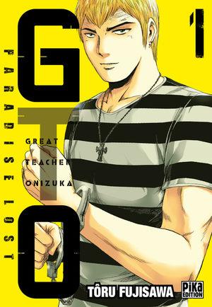 GTO Paradise Lost Manga