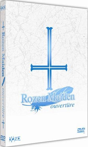 Rozen Maiden - Ouvertüre Anime comics
