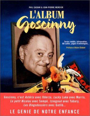 L'album Goscinny Livre illustré