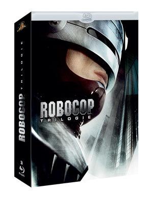 RoboCop - Trilogie