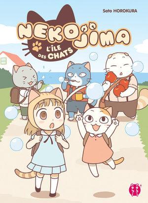 Nekojima - L'île des chats