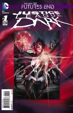 Justice League Dark - Futures End