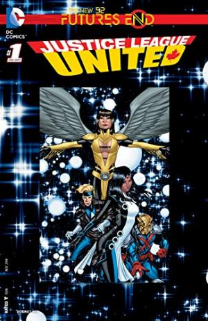 Justice League United - Futures End
