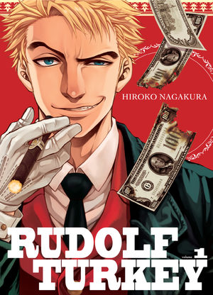 Rudolf Turkey Manga