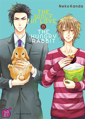 The wolf in love and the hungry rabbit Manga