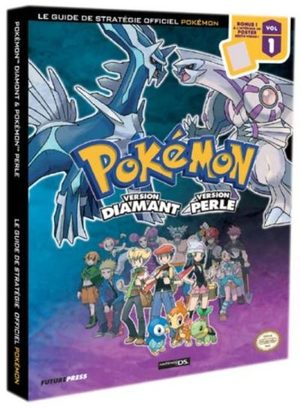 Guide Pokémon : version Diamant et Perle